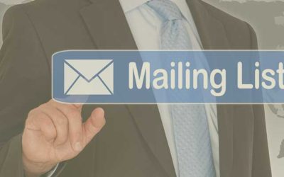 3 Common Misconceptions Keeping Authors from Starting a Mailing List