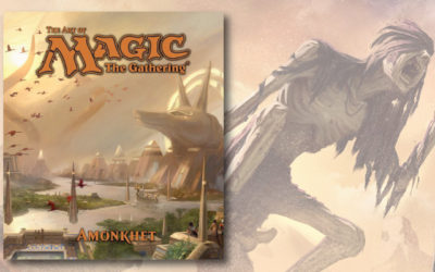 The Art of Magic: The Gathering – Amonkhet