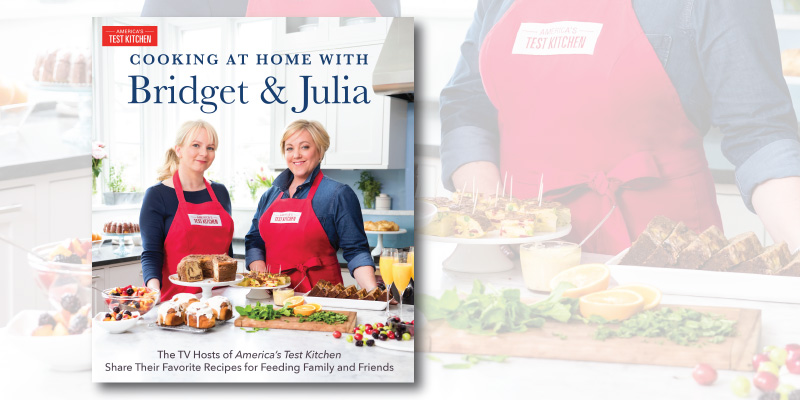 Cooking at home with bridget julia the tv hosts of for America test kitchen gift ideas