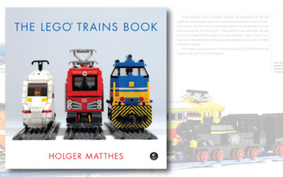 The LEGO Trains Book