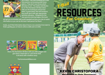 T-Ball Resources For Coaches & Administrators