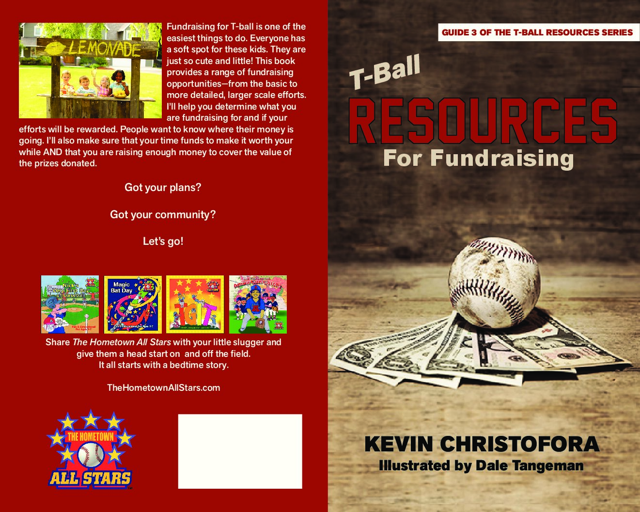 T-Ball Resources for Fundraising