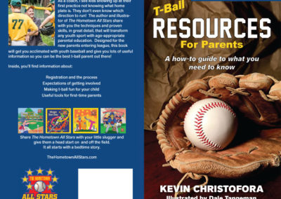 T-Ball Resources for Parents