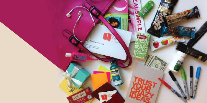 What's in My Bag? A Book Publicist Reveals All