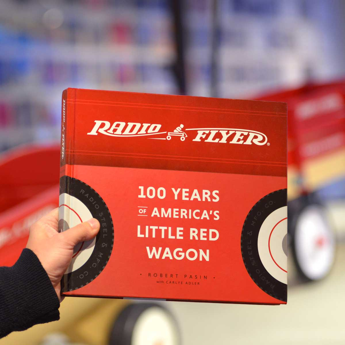 100-Years-of-Americas-Little-Red-Wagon-Cover