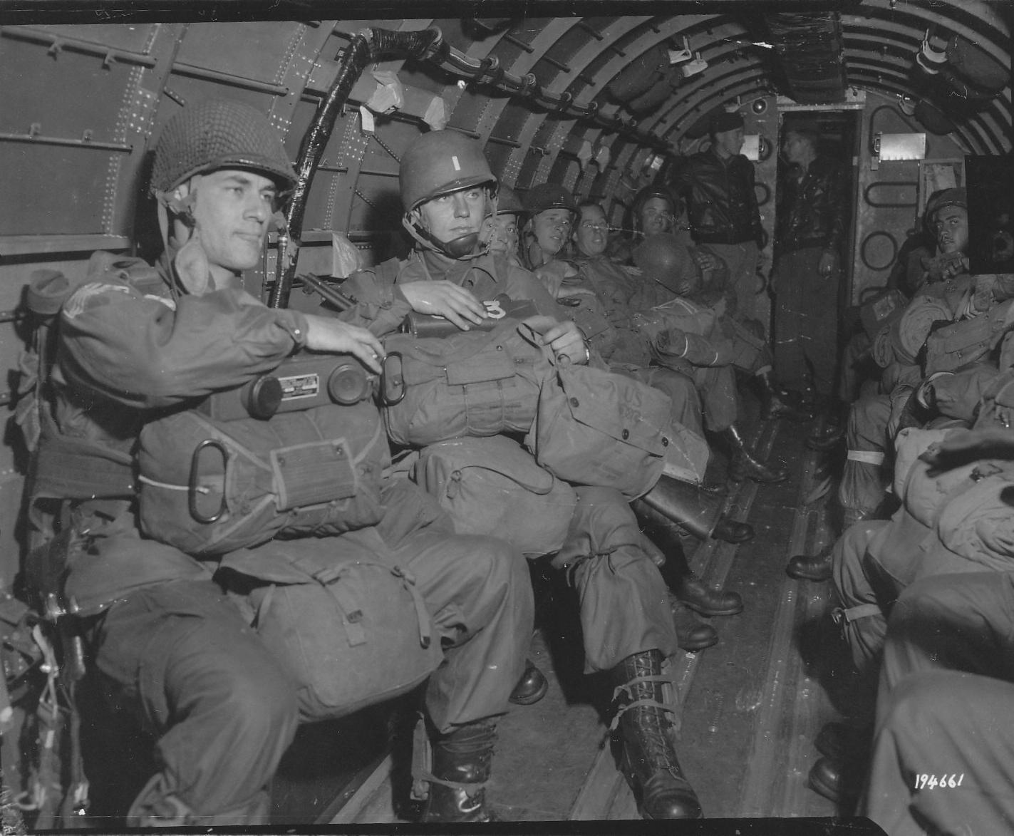 US paratroopers 17 Sep