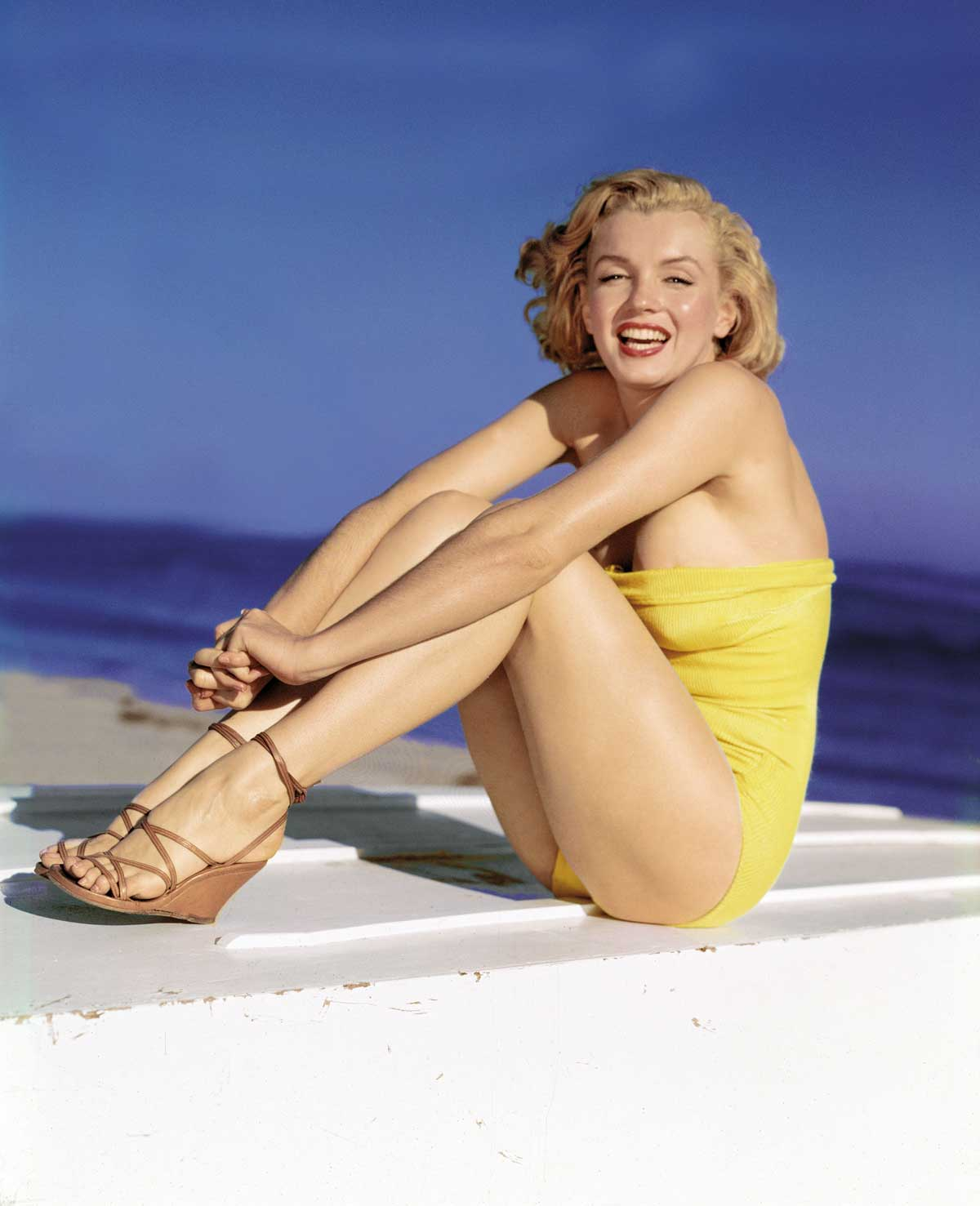 Marilyn-Monroe,-1950-Photo-courtesy-David-Wills-Collection