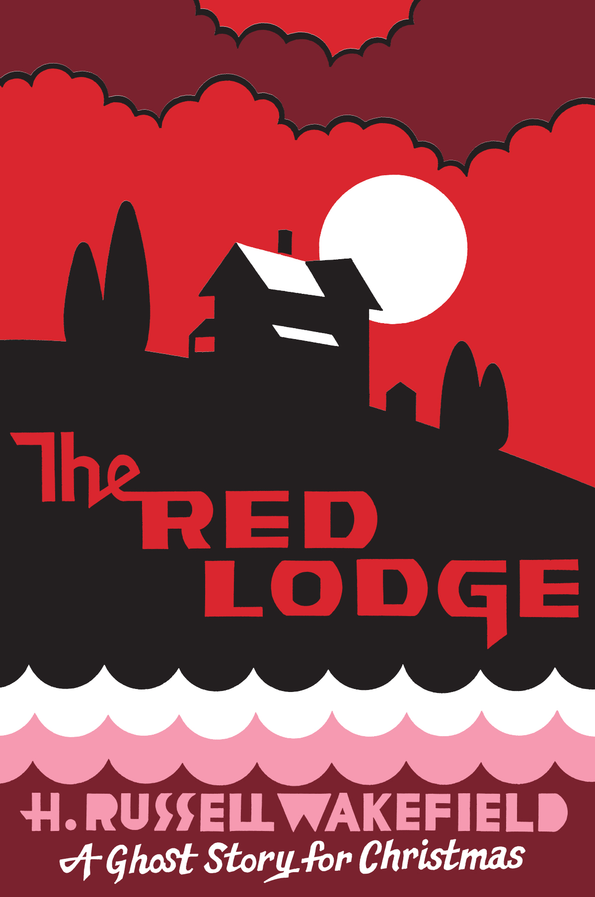 TheRedLodge-Cover.indd