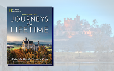 Journeys of a Lifetime, Second Edition: 500 of the World's Greatest Trips