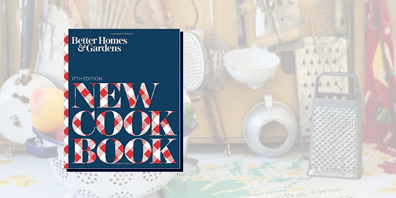 Better Homes and Gardens New Cook Book, 17th Edition