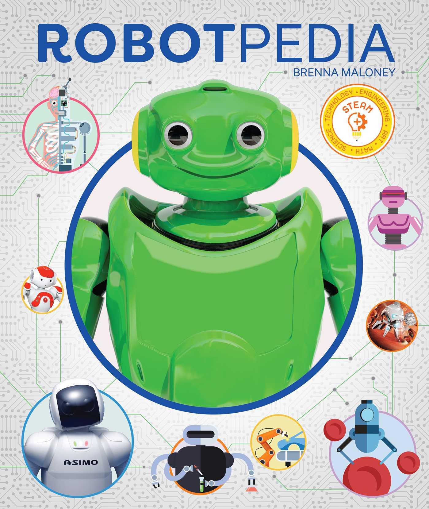 robotpedia cover