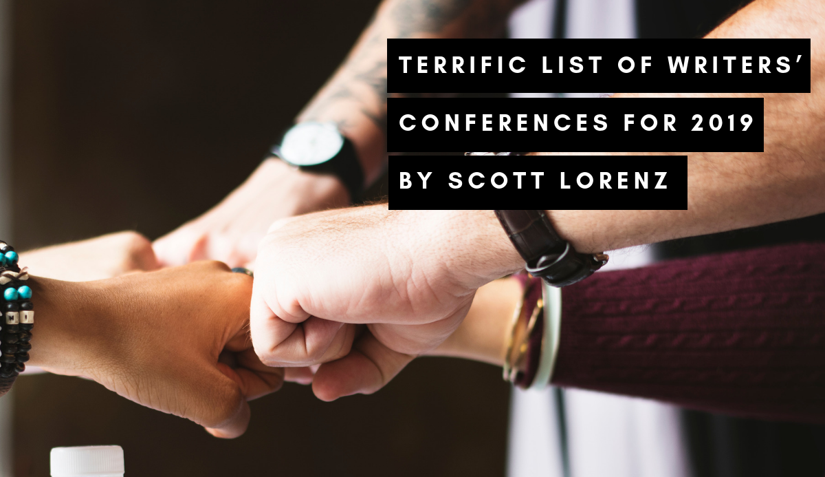 Terrific List of Writers' Conferences for 2019 - City Book