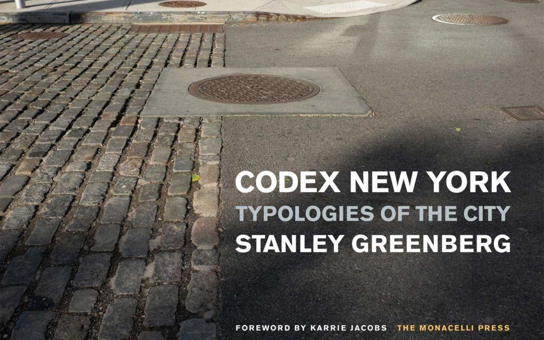 Codex New York: Typologies of the City