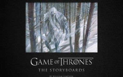 Game of Thrones: The Storyboards, the official archive from Season 1 to Season 7