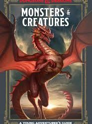 Monsters & Creatures: A Young Adventurer's Guide (Dungeons & Dragons Young Adventurer's Guides), Dungeons & Tombs (Dungeons & Dragons), and Warriors & Weapons (Dungeons & Dragons Young Adventurer's Guides)
