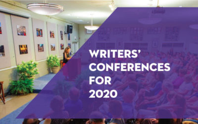 Writers' Conferences for 2020