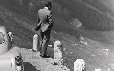The Goldfinger Files: The Making of the Iconic Alpine Sequence in the James Bond Movie Goldfinger