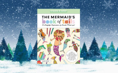 Create & Color: The Mermaid's Book of Tails: Draw, doodle, and color your way through the fantastical world of mermaids, mer-monkeys, mer-osaurs, and other mer-velous mash-ups